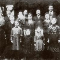 """Friedrich Dieruff hatte 14 Kinder und wurde 93 Jahre alt; Quelle: """"Unser liebes, altes Wimpfen."""" G. Haberhauer"""
